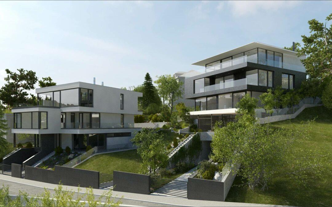 Rezidenční Vila Podolí 2