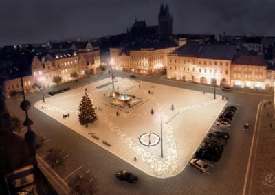 Revitalizace Náměstí v Kolíně