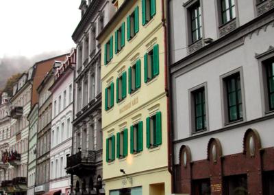 Hotel Maltézsky Kříž Karlovy Vary