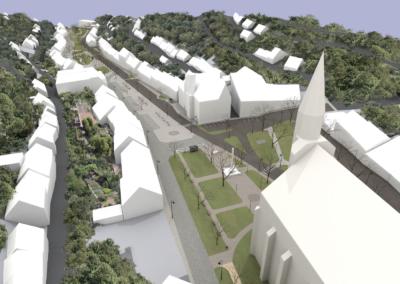 Revitalizace Náměstí v Jáchymově